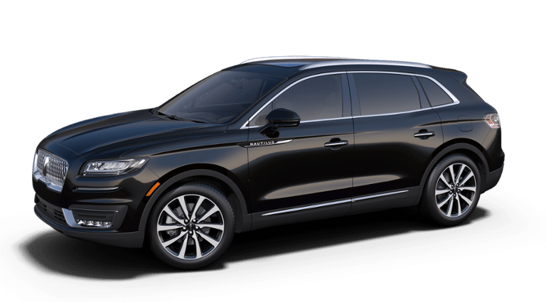 New 2019 Lincoln Nautilus Select Crossover For Sale/Lease Randolph, NJ